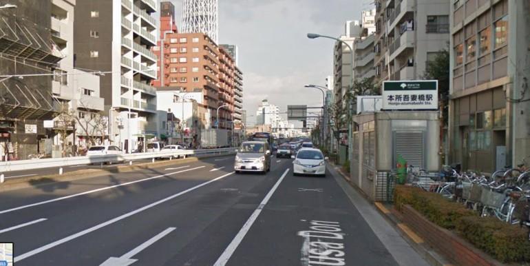 本所吾妻橋駅