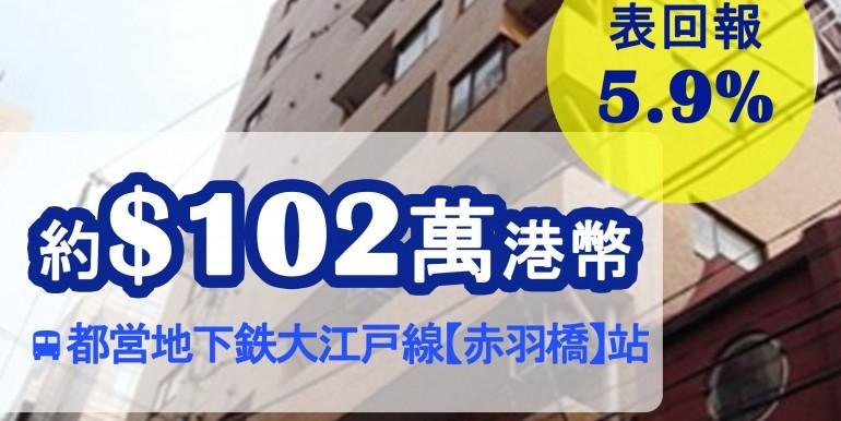 都営地下鉄大江戸線【赤羽橋】站