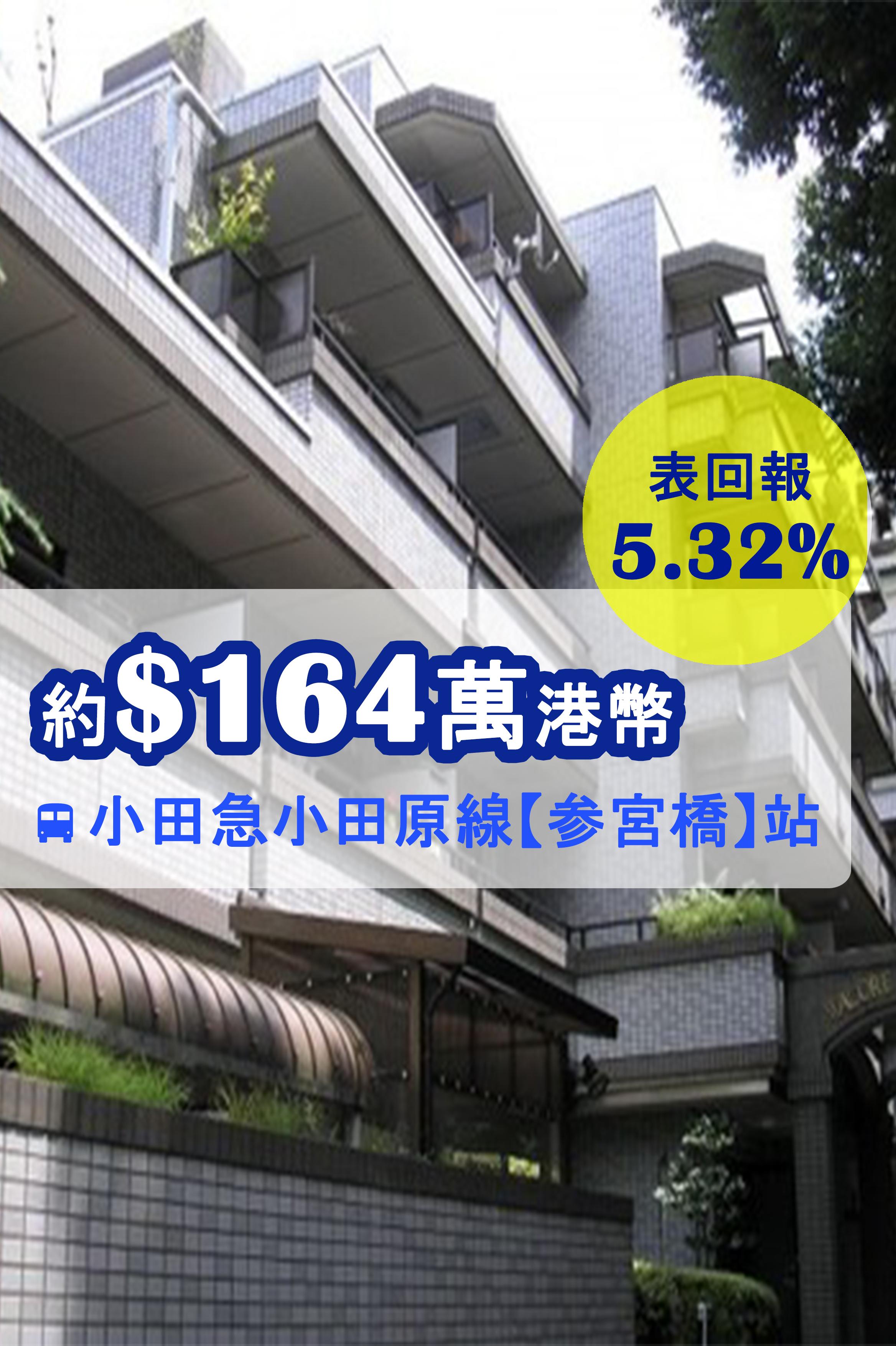 東京都渋谷区代々木3-6-1