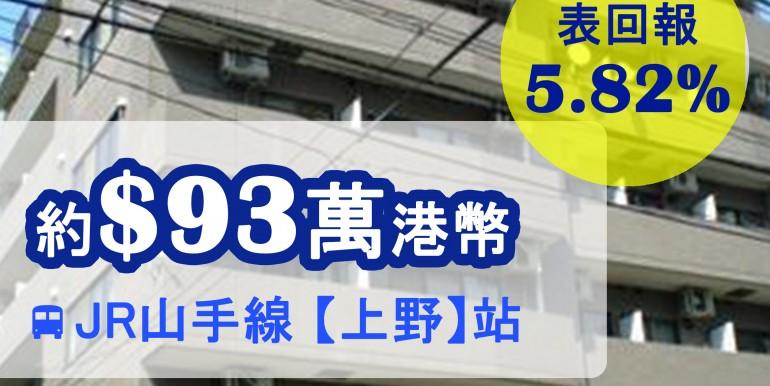 JR山手線,東京メトロ日比谷線【上野】站